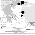 Detention camps, open centres and transit zones in Greece