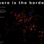 Where is the border ? (3)