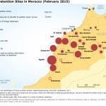 Roundups and arbitrary detention in Morocco - february 2015